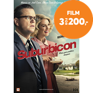 Produktbilde for Suburbicon (DVD)