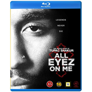 Produktbilde for All Eyez On Me (BLU-RAY)