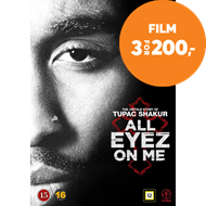Produktbilde for All Eyez On Me (DVD)