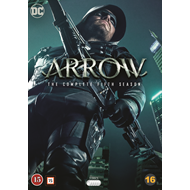 Arrow - Sesong 5 (DVD)