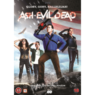 Produktbilde for Ash Vs Evil Dead - Sesong 2 (DVD)