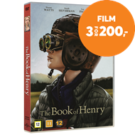 Produktbilde for The Book Of Henry (DVD)