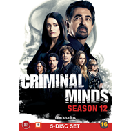 Criminal Minds - Sesong 12 (DVD)