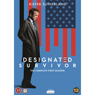Designated Survivor - Sesong 1 (DVD)