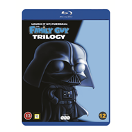 Family Guy - Star Wars Trilogy (BLU-RAY)