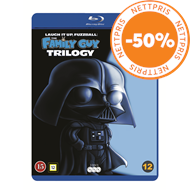 Produktbilde for Family Guy - Star Wars Trilogy (BLU-RAY)