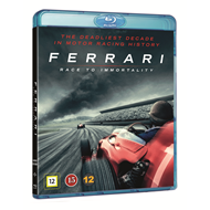 Ferrari: Race To Immortality (BLU-RAY)