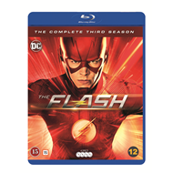 The Flash - Sesong 3 (BLU-RAY)