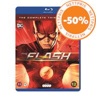 Produktbilde for The Flash - Sesong 3 (BLU-RAY)