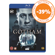 Produktbilde for Gotham - Sesong 3 (BLU-RAY)