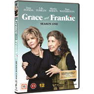 Grace And Frankie - Sesong 1 (DVD)