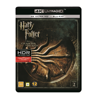 Harry Potter Og Mysteriekammeret (4K Ultra HD + Blu-ray)