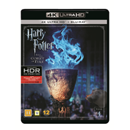 Harry Potter Og Ildbegeret (4K Ultra HD + Blu-ray)