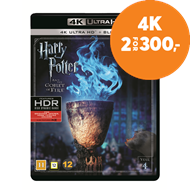 Produktbilde for Harry Potter Og Ildbegeret (4K Ultra HD + Blu-ray)