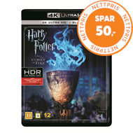 Produktbilde for Harry Potter Og Ildbegeret (4) (4K Ultra HD + Blu-ray)