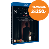 Produktbilde for It Comes At Night (BLU-RAY)