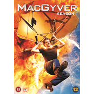Macgyver (2016) - Sesong 1 (DVD)