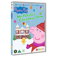 Peppa Gris - Herr Potets Juleshow (DVD)