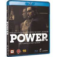 Power - Sesong 1 (BLU-RAY)