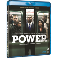 Power - Sesong 2 (BLU-RAY)