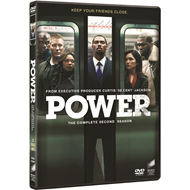 Power - Sesong 2 (DVD)