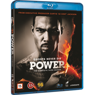 Power - Sesong 3 (BLU-RAY)