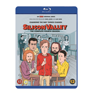 Silicon Valley - Sesong 4 (BLU-RAY)