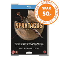 Produktbilde for Spartacus Complete Box (Re-Pack) (BLU-RAY)