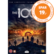 The 100 - Sesong 4 (DVD)