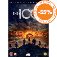 Produktbilde for The 100 - Sesong 4 (DVD)
