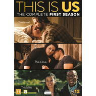 This Is Us - Sesong 1 (DVD)