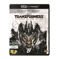 Transformers - Revenge Of The Fallen (4K Ultra HD + Blu-ray)