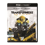 Transformers 3 - Dark Of The Moon (4K Ultra HD + Blu-ray)