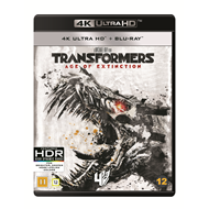 Transformers 4 - Age Of Extinction (4K Ultra HD + Blu-ray)