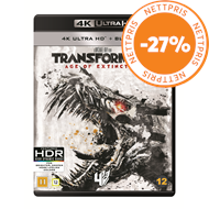 Produktbilde for Transformers 4 - Age Of Extinction (4K Ultra HD + Blu-ray)