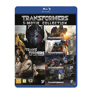 Produktbilde for Transformers 1 - 5 (BLU-RAY)