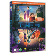 Trollhunters - Sesong 1 (DVD)