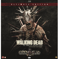The Walking Dead - Sesong 7: Limited Spike Walker Edition (BLU-RAY)