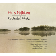 Mathisen: Orchestral Works (CD)