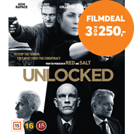 Produktbilde for Unlocked (BLU-RAY)