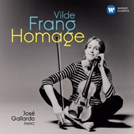 Vilde Frang - Homage (CD)