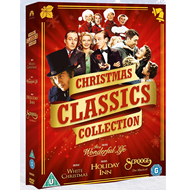 It's A Wonderful Life/Holiday Inn/White Christmas/Scrooge (UK-import) (DVD)