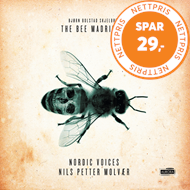 Produktbilde for Skjelbred: The Bee Madrigals (CD)
