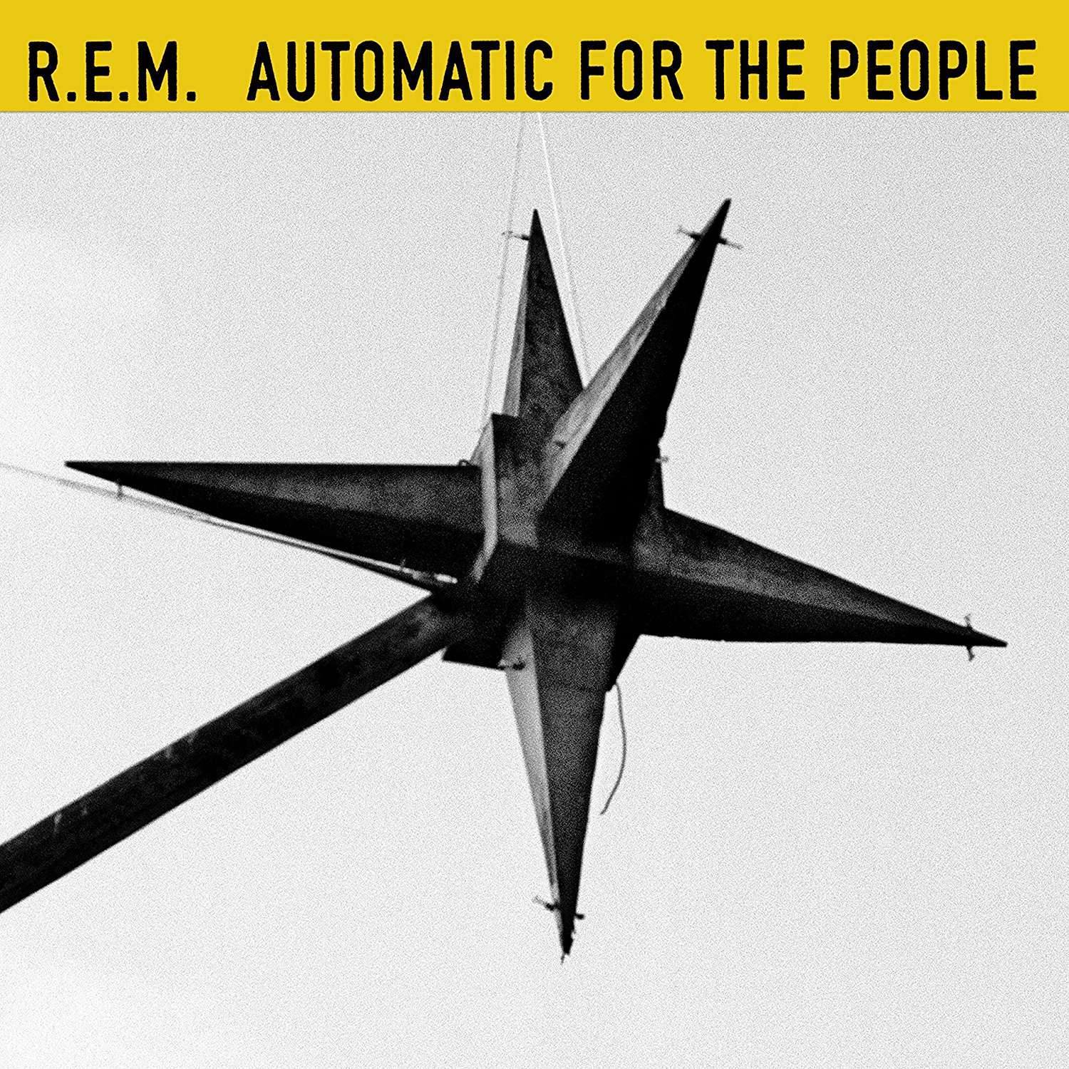 Automatic For The People - Limited 25th Anniversary Deluxe Edition (3CD + Blu-ray A/V)