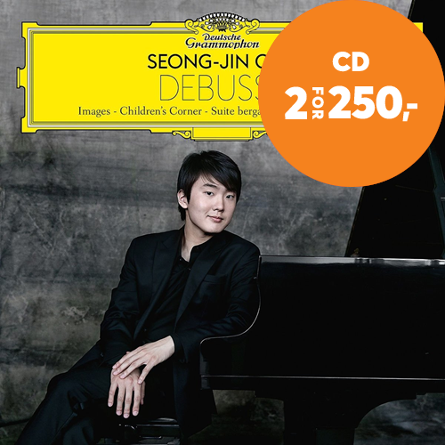 Seong-Jin Cho - Debussy: Images, Suite Bergamasque, Children's Corner (CD)