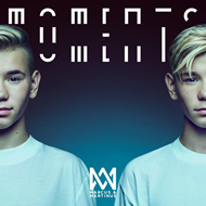 Produktbilde for Moments (CD)