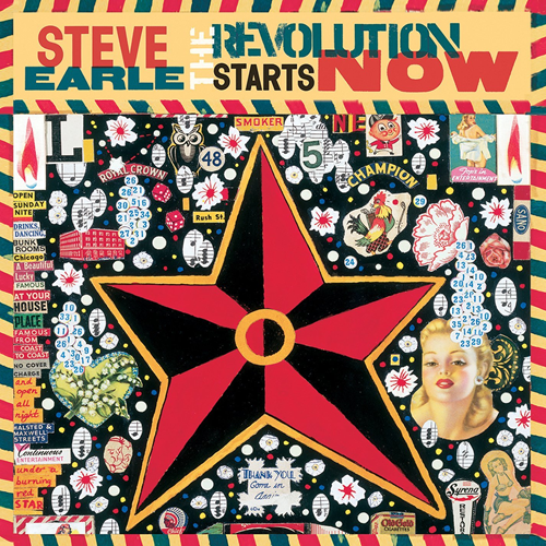 The Revolution Starts Now (CD)