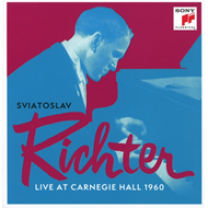 Produktbilde for Sviatoslav Richter Live At Carnegie Hall (13CD)