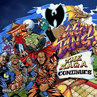 Wu-Tang: The Saga Continues (CD)