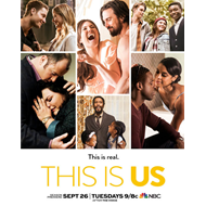 Produktbilde for This Is Us - Sesong 2 (DVD)